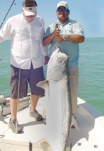 Everglades Tarpon Fishing Charter